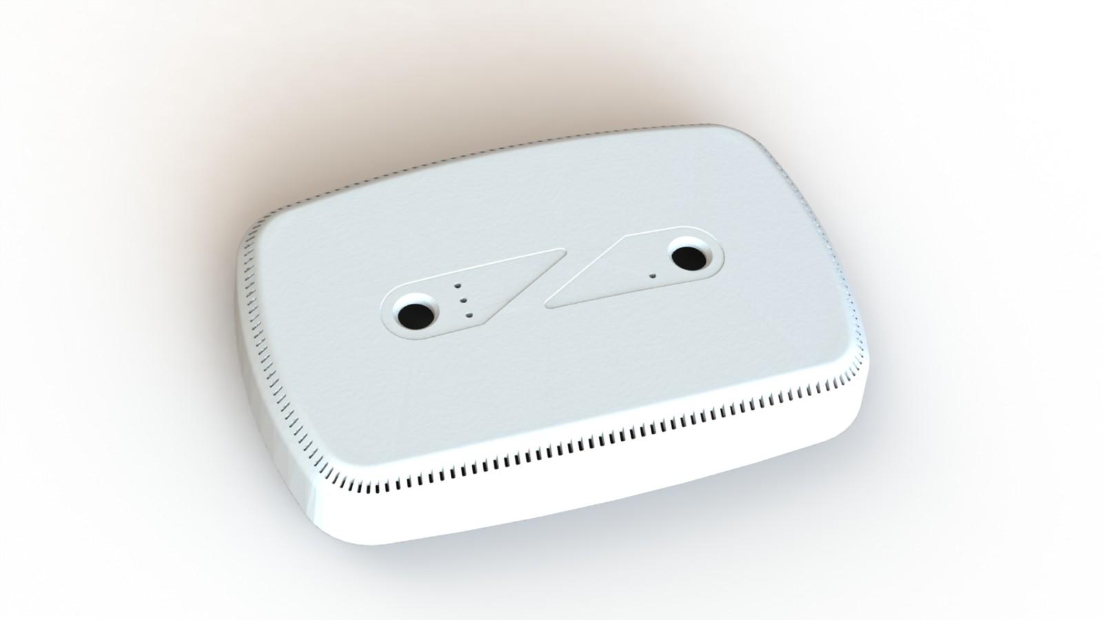 Модель крышки сенсора
