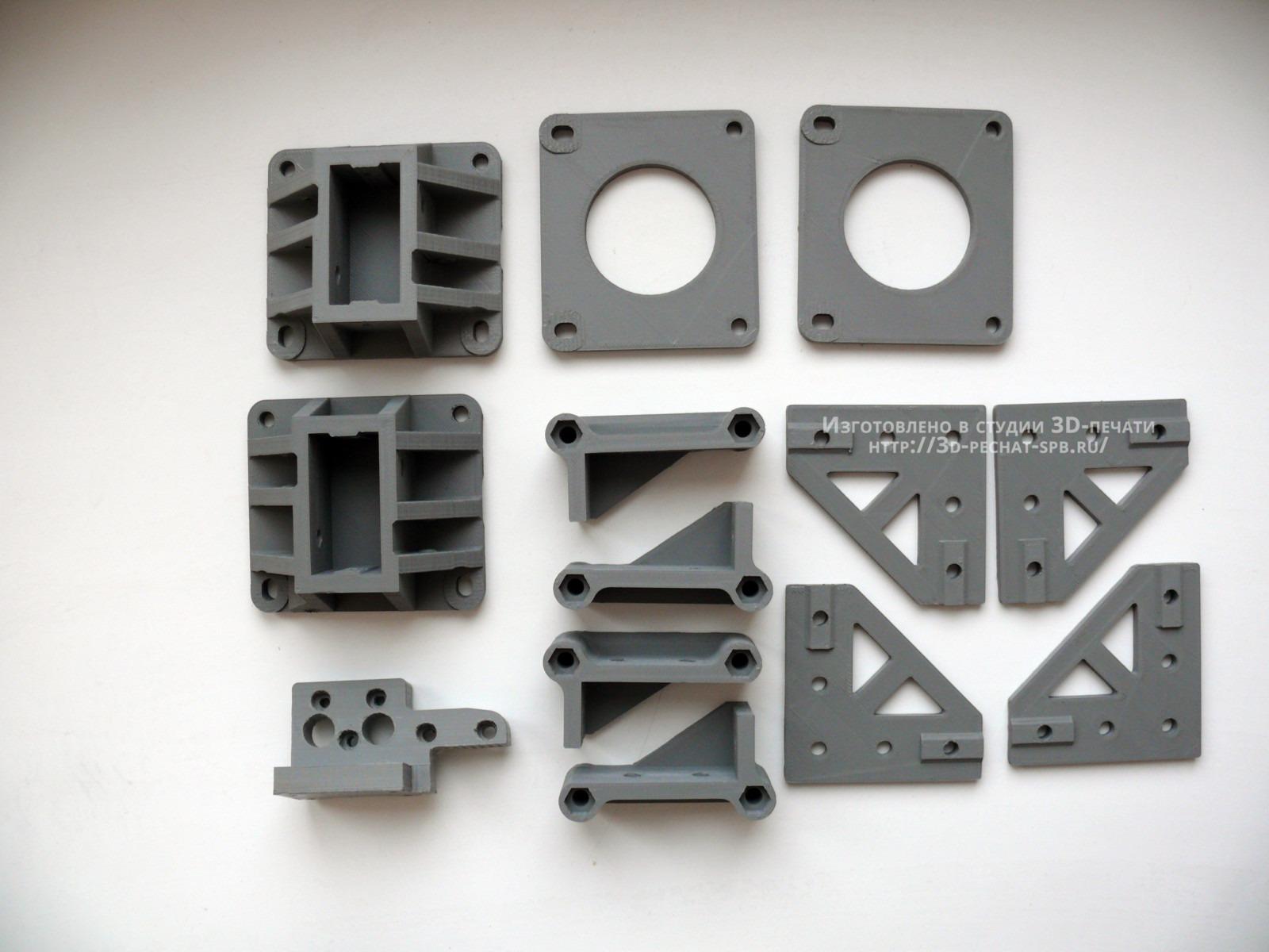 Запчасти для 3D-принтера D-bot_Core-XY