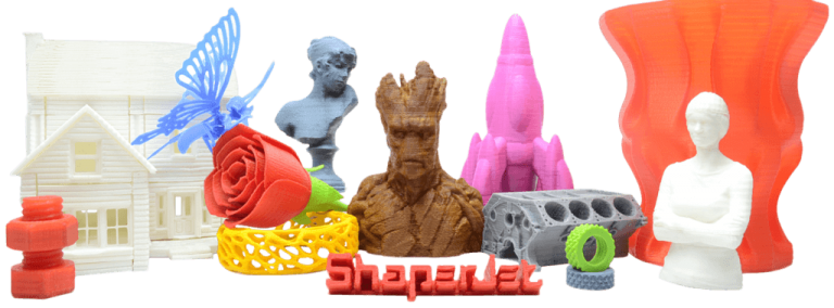Современное 3D-прототипирование