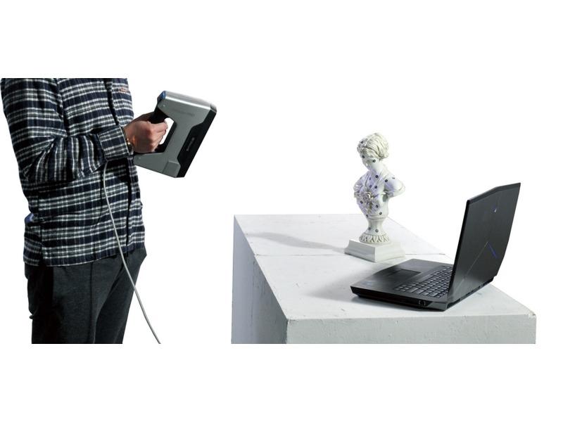 3D сканирование в Петербурге