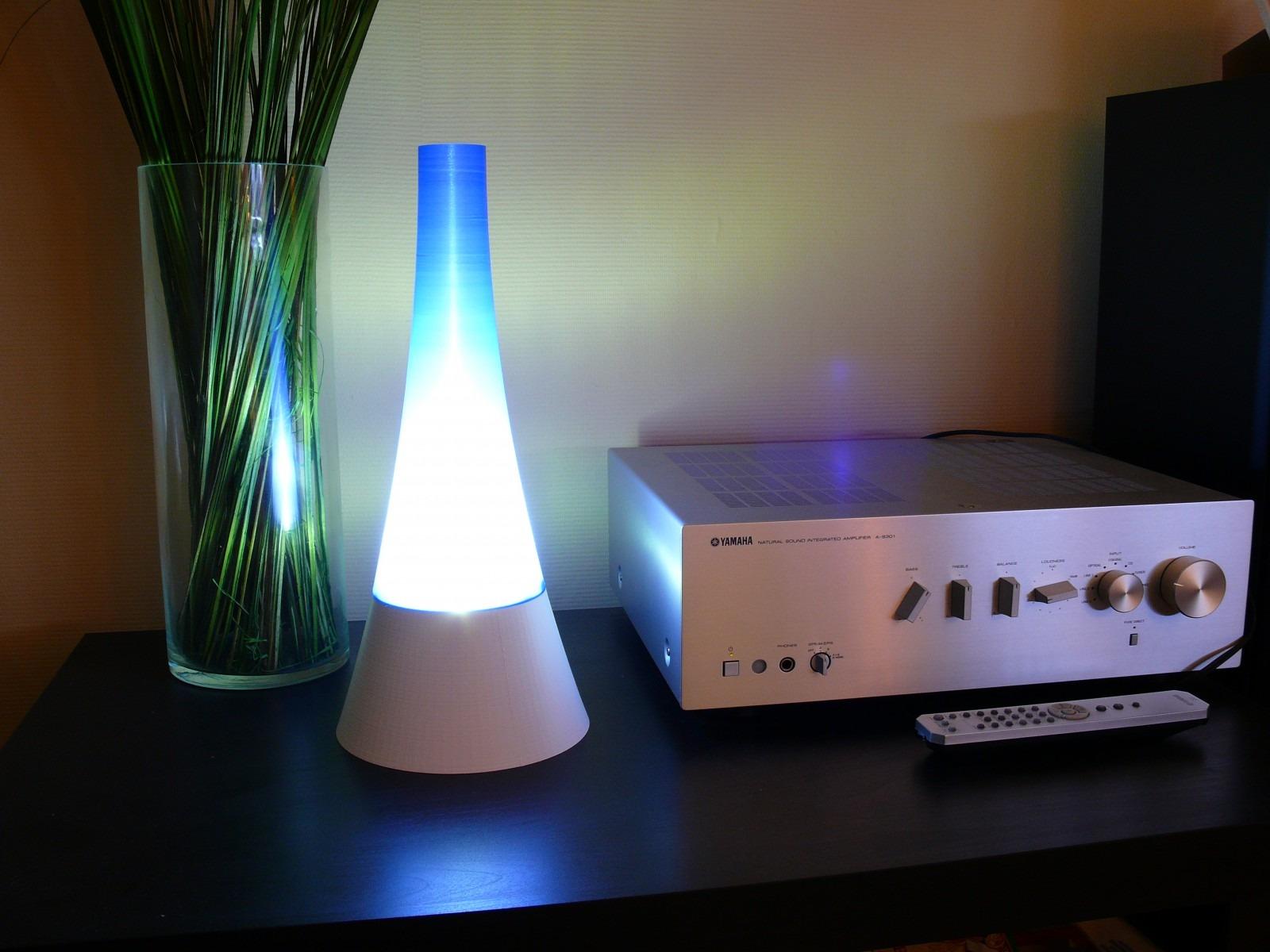 Декоративный светильник Вулкан