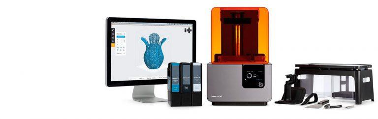 Фотополимерная 3D-печать